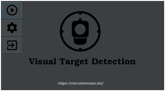 Visual Target Detection is the safe solution for shooting ranges.